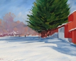 Anderson Farm in Winter(sold)