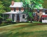 Rt 29 Lambertville House16x20